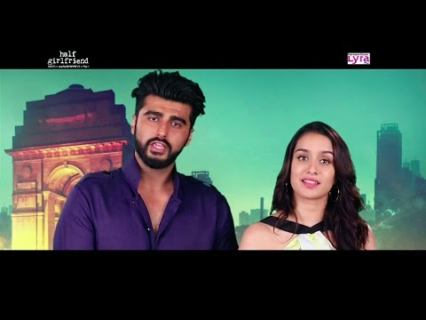 LYRA Glassware - Half Girlfriend (TVC) | Shraddha Kapoor & Arjun Kapoor | Balaji Motion Pictures