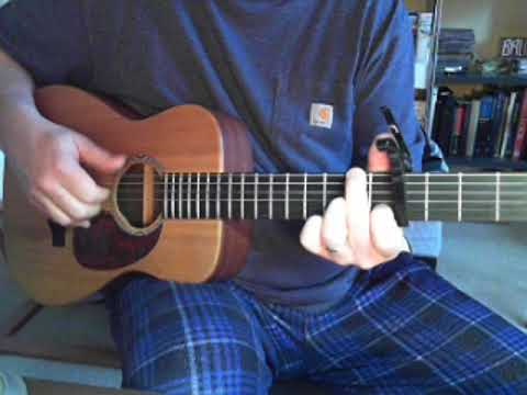 """Nick Drake Cover - """"Things Behind The Sun"""""""