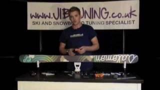Volume 3, JIBTUNING Edge Tuning tutorial.