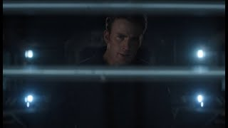 """Сцена """"Тони Карк"""". Концовка фильма   Первый Мститель:Противостояние (2016)"""