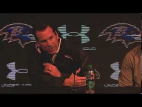 Full Presser: Ravens Introduce Gary Kubiak As OC