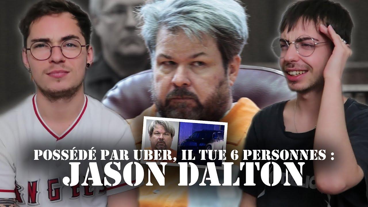 UN CHAUFFEUR POSSÉDÉ PAR UBER ? Jason Dalton le tueur d'Uber (Uber Killer) #TRUECRIME