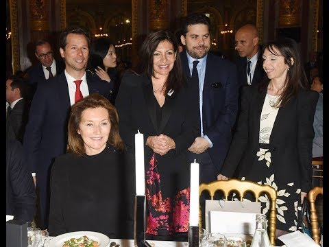Chinese Delegation in Paris