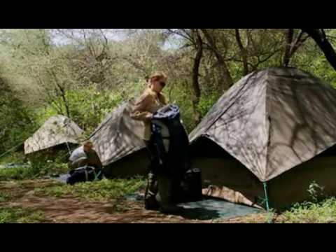 Ray Mears' Bushcraft   S01   E04   Africa Camp