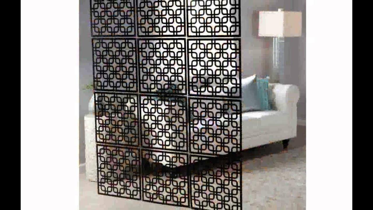 Decorative Screen Panels - YouTube