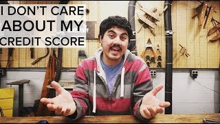 I Don't Care What My Credit Score Is. WHY?  (and other Homesteading Questions Answerer)