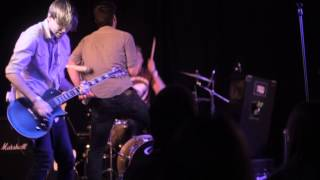 Your Own Personal Coma - Close Up on the Quiet Ones (live)