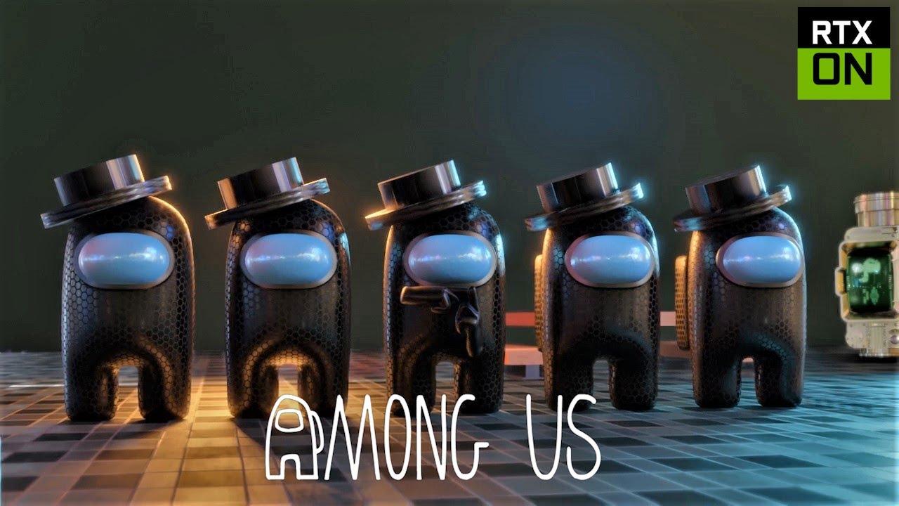 Among Us RTX On EP9 (Hacker Return) - 3D Animation