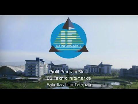 Video Profil D3 Teknik Informatika - Telkom University (short version)