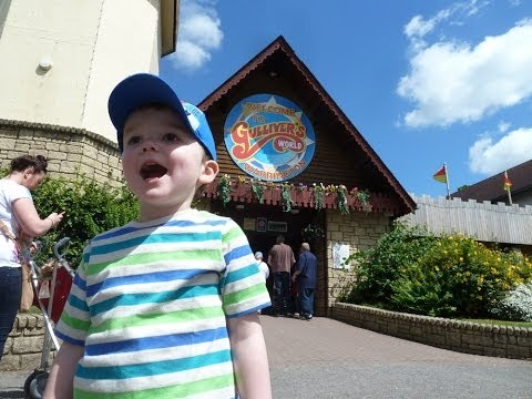 Gulliver's World in Warrington Full Park Tour