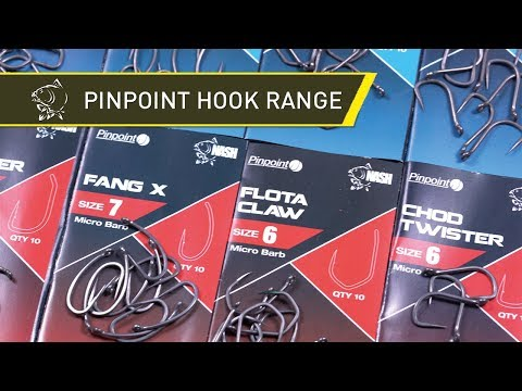 Introduction to the Nash Pinpoint Hook Range - Marc Voosen