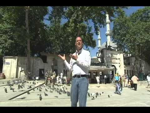 Pierre Loti Hill in Istanbul Turkey