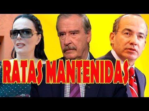 Vicente Fox asegurá que no le alcanza su pensión mensual
