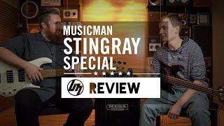 Music Man Stingray Special Basses | Better Music