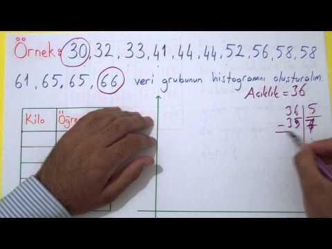 Histogram teog Şenol Hoca Matematik