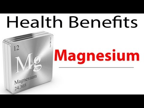 Health Benefits of Magnesium with Morley Robbins