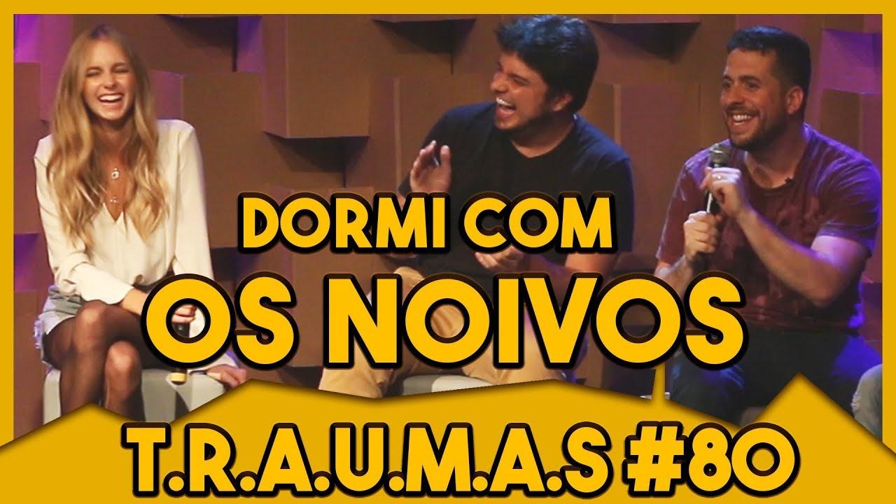 """T.R.A.U.M.A.S. #80 - """"EU TENHO AIDS"""" (São Paulo, SP)"""
