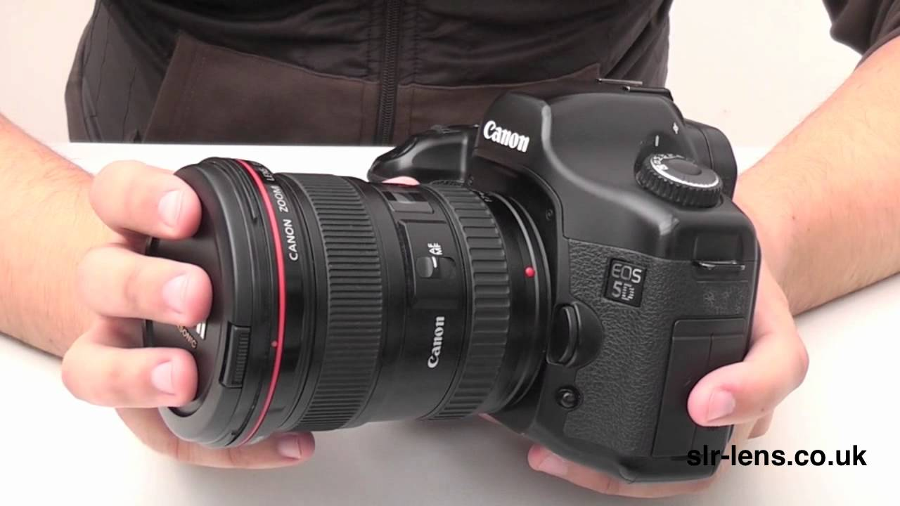 canon 17 40mm f4l lens review youtube