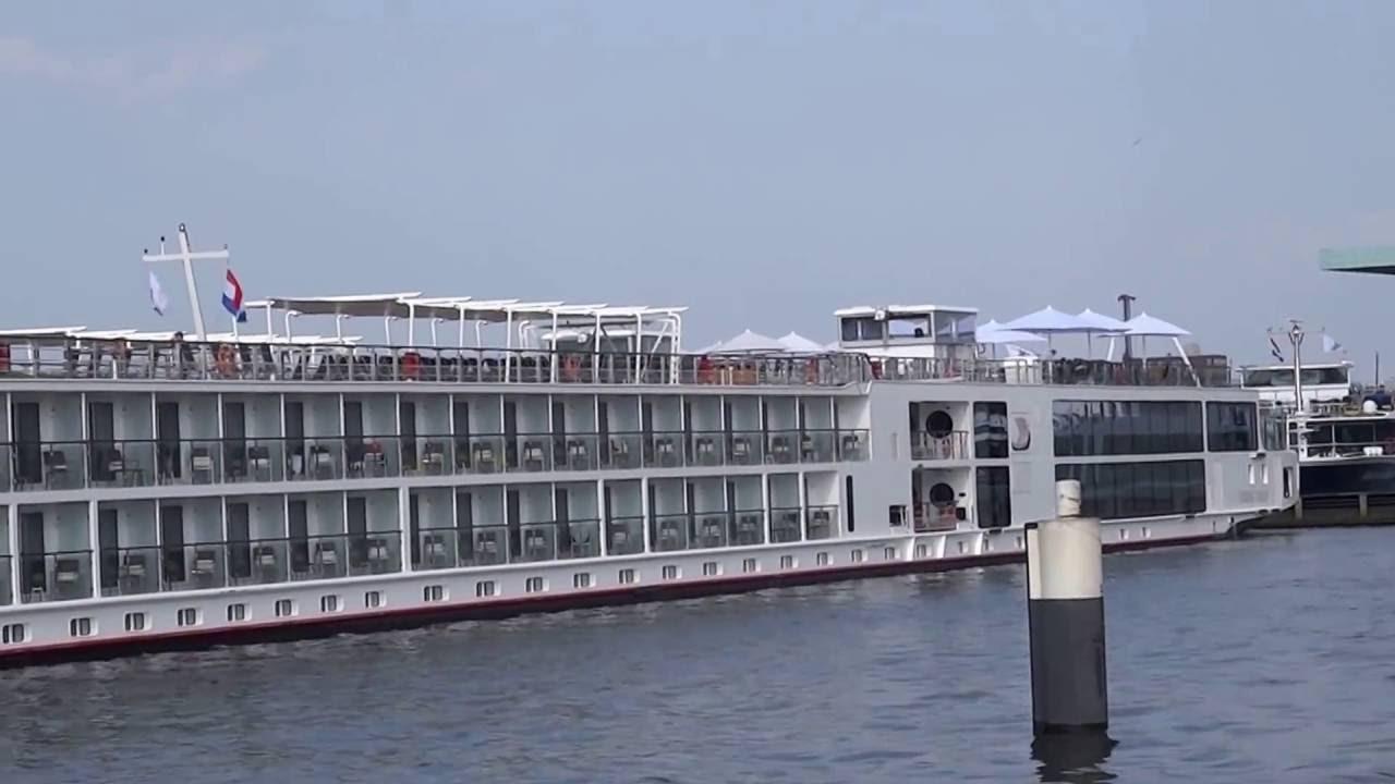 Viking Longship Viking Tialfi Amsterdam  Viking River Cruises Amsterdam  Yo