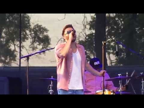 "Danny Gokey  ""HOPE IN FRONT OF ME"" LIVE"
