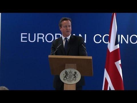 Juncker named to top EU job in bitter blow to Britain