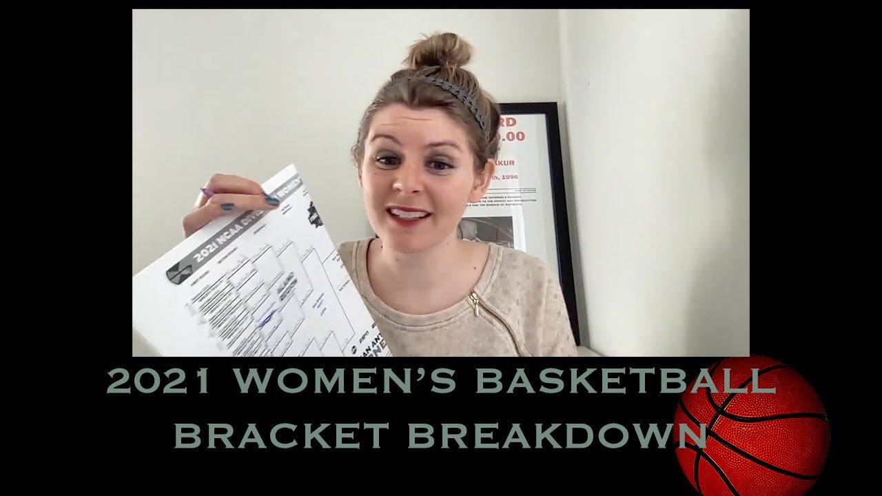 Bracket Breakdown: 2021 NCAA DI Women's Basketball Championship