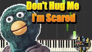 🎵 Wakey Wakey... - Don't Hug Me I'm Scared [Piano Tutorial] (Synthesia) HD Cover