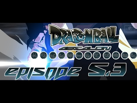 Dragonball Absalon - DRAGONBALL ABSALON  EPISODE # 5.3