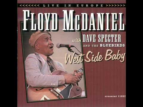Floyd McDaniel - West Side Baby, Live in Europe