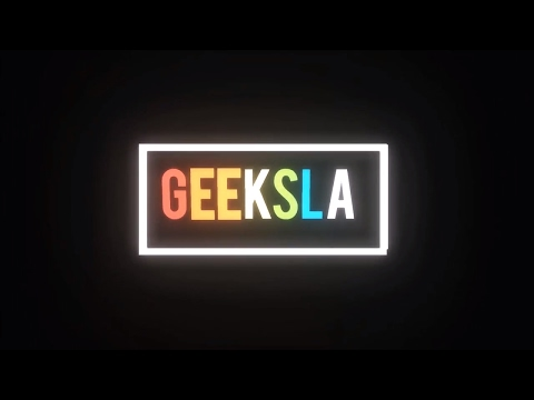 Geeksla Official Channel Trailer