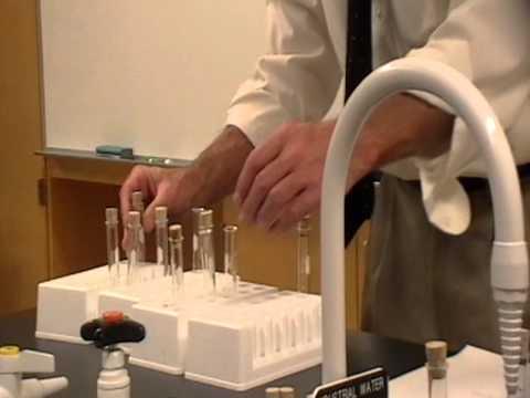 Видео Reactions in aqueous solutions metathesis reactions lab
