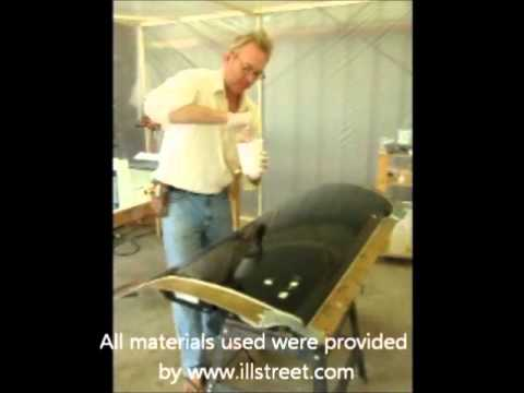 How to Make Fiberglass Molds for Carbon Fiber and Fiberglass