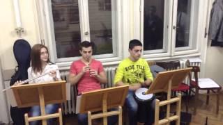 Orkestar brace Martic - Proba, Kumanovo varijanta