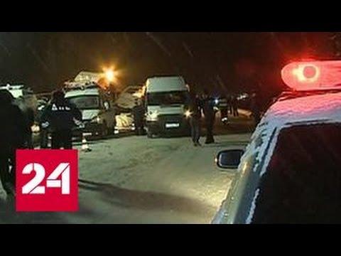 В Ханты-Мансийске началась процедура опознания тел погибших