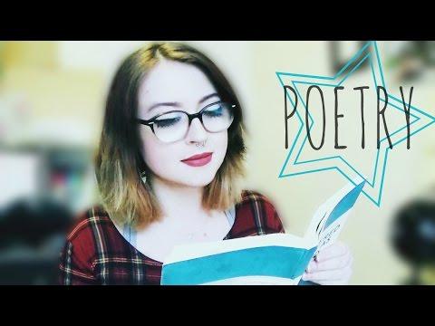 ASMR: soft spoken poetry reading