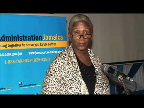 Tax Administration Jamaica's Corporate Video