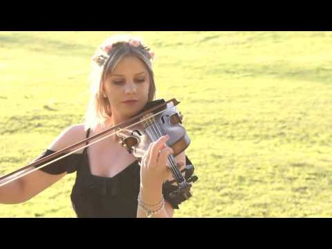 """Bloom""The Paper Kites. Violin and Guitar cover"