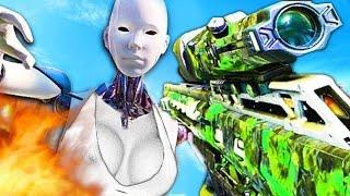 """NUKETOWN MANNEQUIN SURVIVAL !! - """"Black Ops 3 Mod"""""""