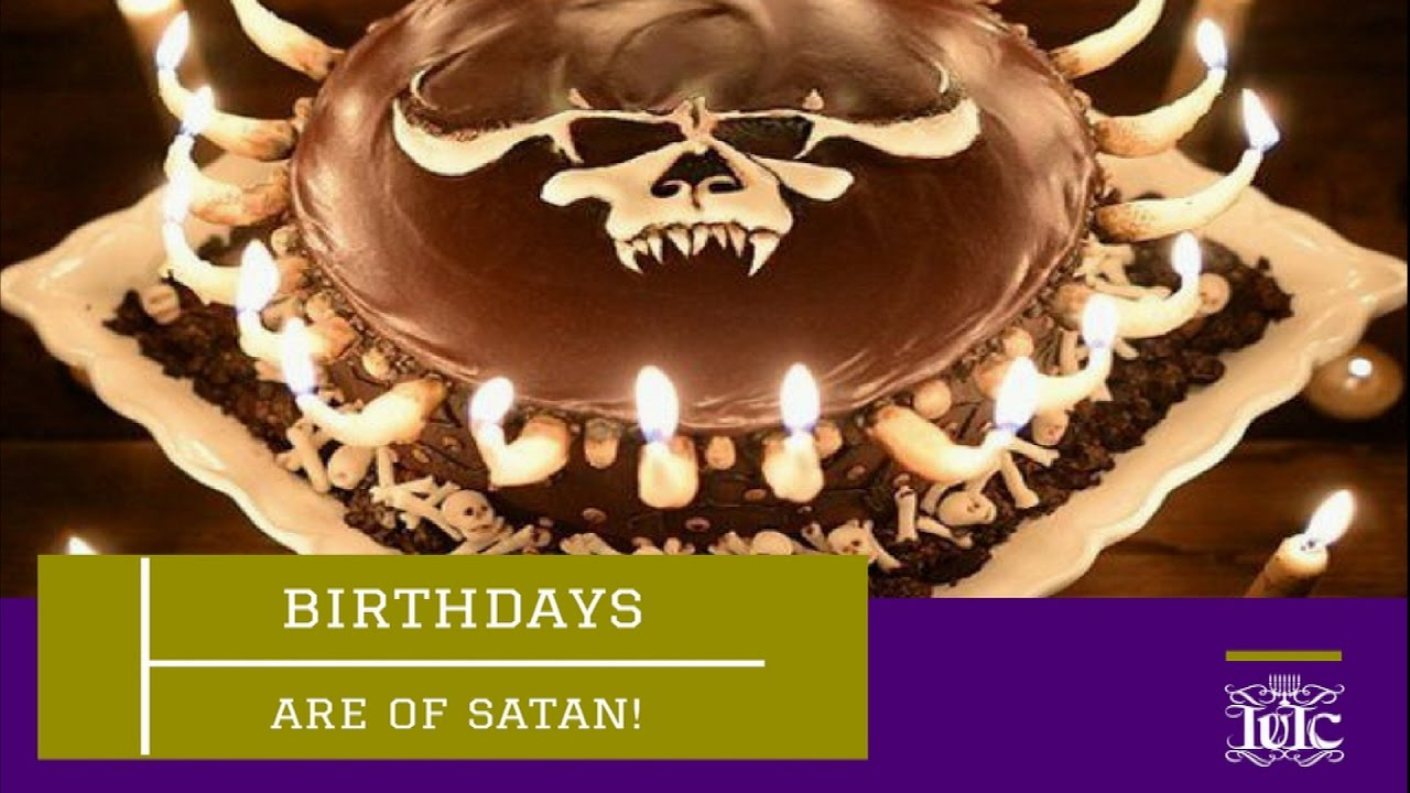 The Israelites Birthdays Are Of Satan Youtube
