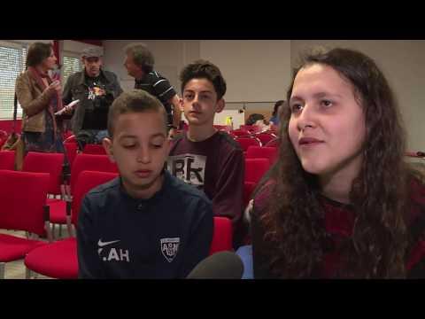 Reportage UPE2A Collège Jean Jaures Sarreguemines