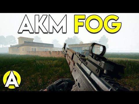 AKM FOG - PUBG Duo