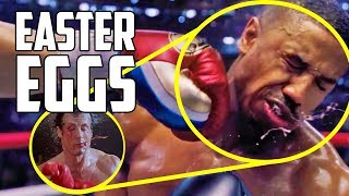Creed 2: Hidden Rocky Easter Eggs and References