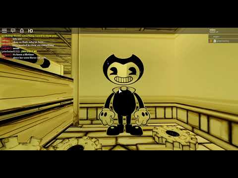 Bendy Roleplay With My Friend