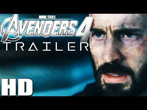Avengers 4 Teaser Trailer - Marvel 2019 |   Concept Teaser Trailer -  Avengers: End Game  [Fan Made]