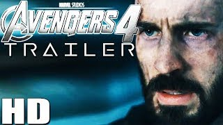 Avengers 4: Endgame Teaser Trailer - Marvel 2019 |   Concept Teaser Trailer - [Fan Made]