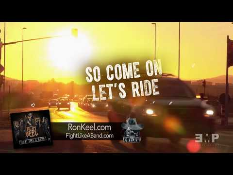 Ron Keel Band: ROAD READY Lyric Video