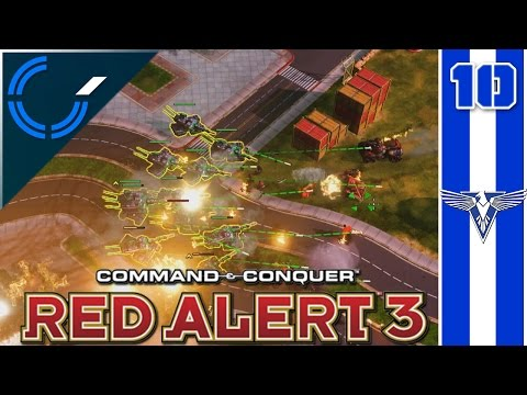 A Force For Good - 10 - Command and Conquer: Red Alert 3 with Galm - Allied Campaign
