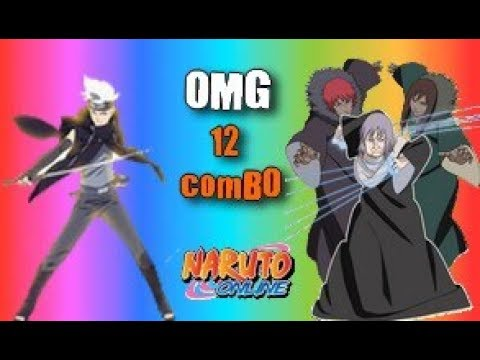 Naruto Online Kyuubi Breeze Dancer Build