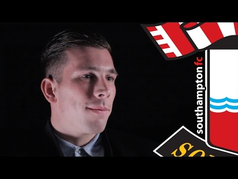 Pierre-Emile Højbjerg's first interview with Southampton