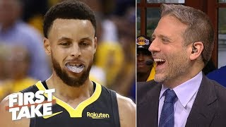 Download I knew Steph Curry was going to miss the last shot of Game 6 - Max Kellerman | First Take Mp3 and Videos